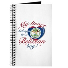 Belizean Valentine's designs Journal