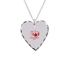 Canadian Valentine's designs Necklace