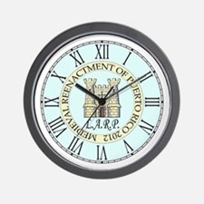 LARP Wall Clock