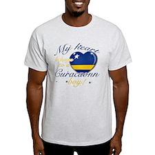 Curacaon Valentine's designs T-Shirt