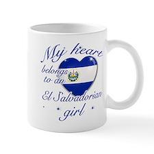 El Salvadorian Valentine's designs Mug