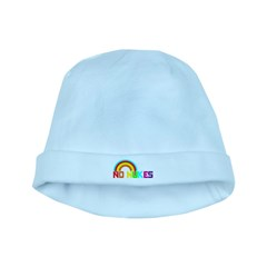 No Nukes, Anti Nuclear, Prote baby hat