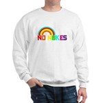 No Nukes, Anti Nuclear, Prote Sweatshirt