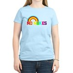 No Nukes, Anti Nuclear, Prote Women's Light T-Shir