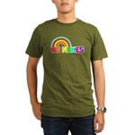 No Nukes, Anti Nuclear, Prote Organic Men's T-Shir