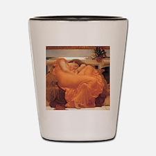 Frederic Leighton Flaming June Shot Glass