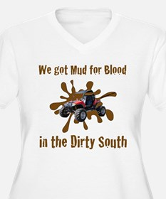 Blood For Mud T-Shirt