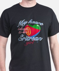 Eritrean Valentine's designs T-Shirt