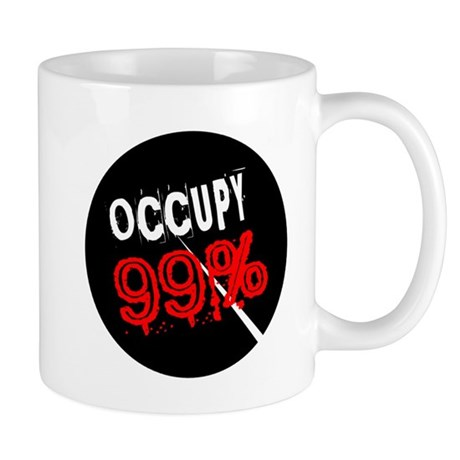99 Percent Mug