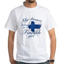 Finnish Valentine's designs Shirt