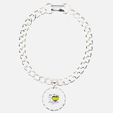 Gabonese Valentine's designs Bracelet