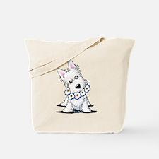 Aloha Scottie Tote Bag
