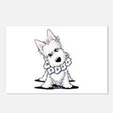 Aloha Scottie Postcards (Package of 8)