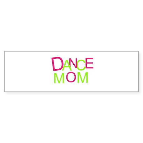 Dance Mom Sticker (Bumper)