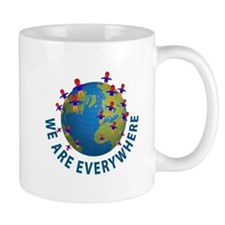 Armenians are all over the globe Mug