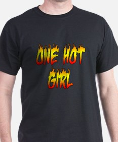 One Hot Girl T-Shirt