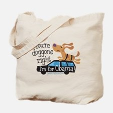 Doggone Right Tote Bag