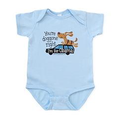 Doggone Right Infant Bodysuit