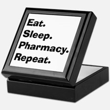Pharmacist Humor Keepsake Box