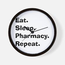 Pharmacist Humor Wall Clock