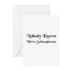 Our Greeting Cards (Pk of 10)
