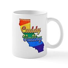 Cuddy Valley, California. Gay Pride Mug