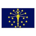 Indiana Sticker (Rectangle)