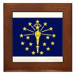 Indiana Framed Tile