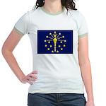 Indiana Jr. Ringer T-Shirt