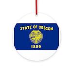 Oregon Ornament (Round)