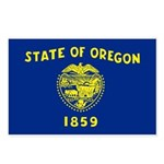 Oregon Postcards (Package of 8)