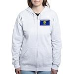 Oregon Women's Zip Hoodie