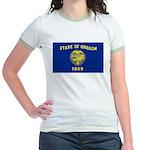 Oregon Jr. Ringer T-Shirt