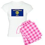 Oregon Women's Light Pajamas