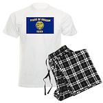 Oregon Men's Light Pajamas