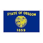 Oregon 38.5 x 24.5 Wall Peel