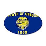 Oregon 22x14 Oval Wall Peel