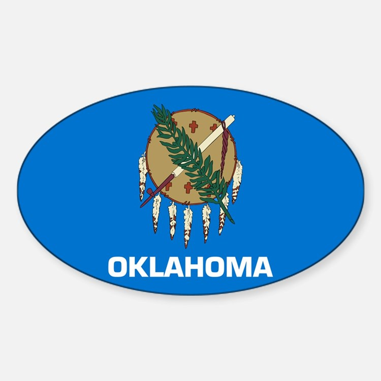 Oklahoma Decal