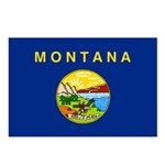 Montana Postcards (Package of 8)