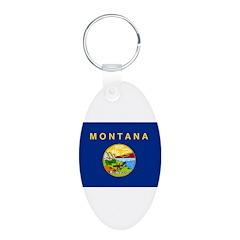 Montana Keychains