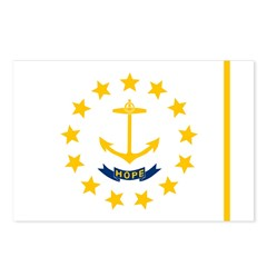 Rhode Island Postcards (Package of 8)