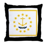 Rhode Island Throw Pillow