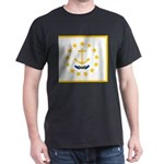 Rhode Island Dark T-Shirt