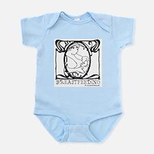 Breastfeeding Infant Bodysuit