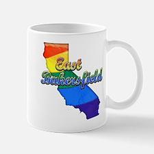 East Bakersfield, California. Gay Pride Mug