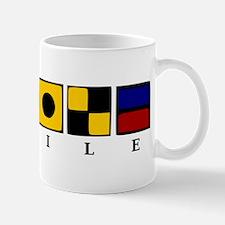Nautical Chile Mug