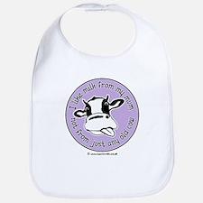 I like milk from my mum Bib