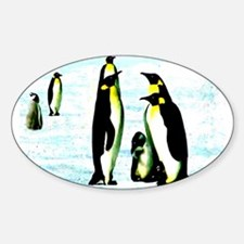 penguins Decal