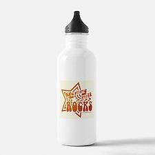 Mummy Milk Rocks Water Bottle