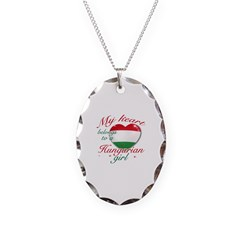Hungarian Valentine's designs Necklace